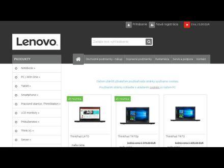 www.lenovoshop.sk