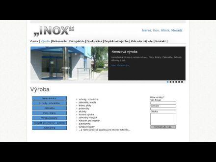 www.inox.eu.sk