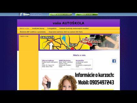 www.autoskola-profesional.wbl.sk