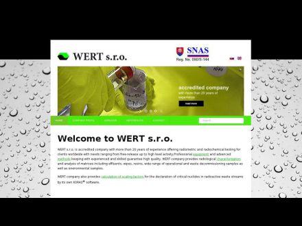 www.wert.sk