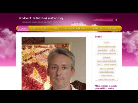 www.robert-isfahani-astrolog.webnode.cz