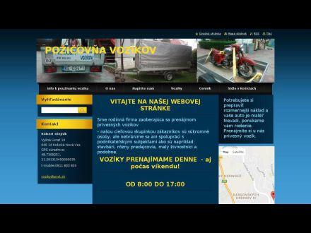www.prenajomvozikov.webnode.sk