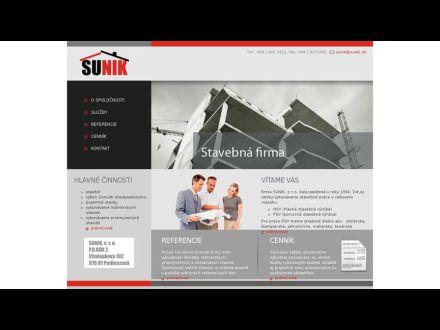 www.sunik.sk