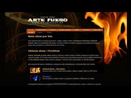 www.artefuego.sk