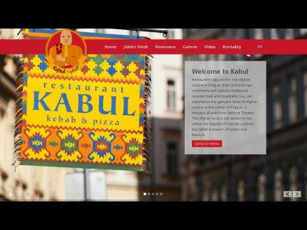 www.kabulrestaurant.cz