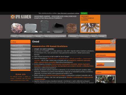 www.iprkamen.sk