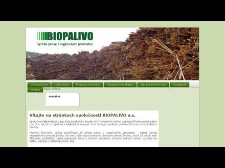 www.biopalivo.sk