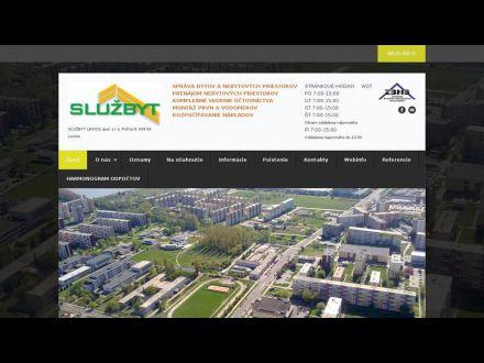 www.sluzbytlevice.sk