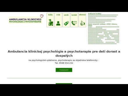 www.psychologia-stefkova.sk