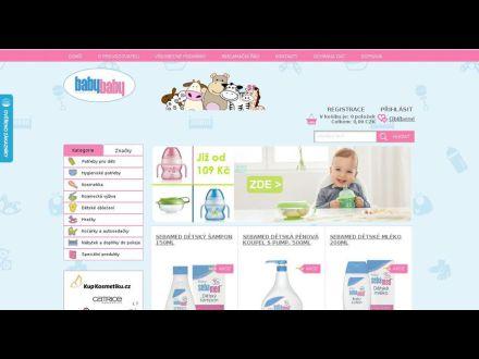 www.babybaby.cz