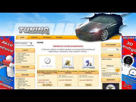 www.tuningsamolepka.cz