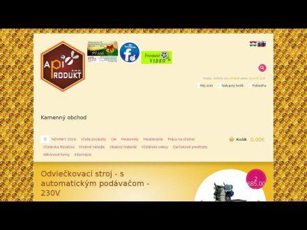 www.apiprodukt.sk