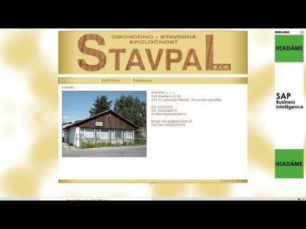 www.stavpal.szm.com