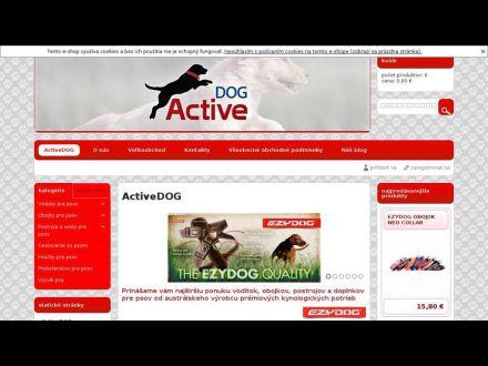 www.activedog.sk