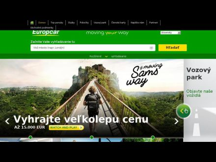 www.europcar.sk