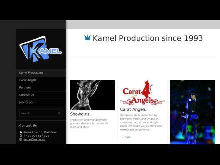 www.kamel.sk