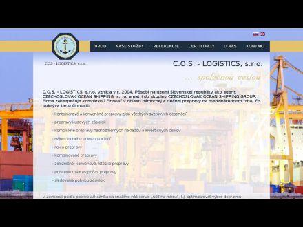 www.coslogistics.sk