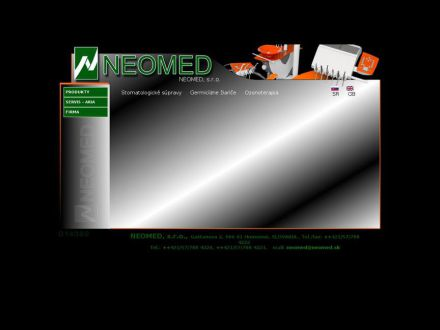 www.neomed.sk