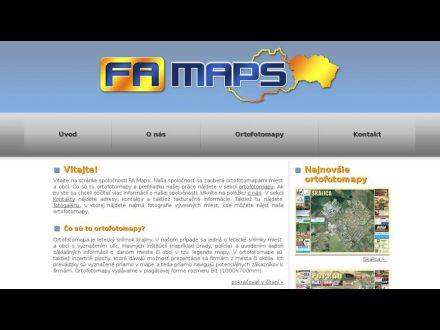 www.famaps.sk