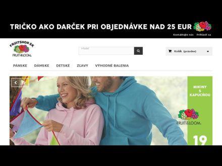 www.fruitshop.sk