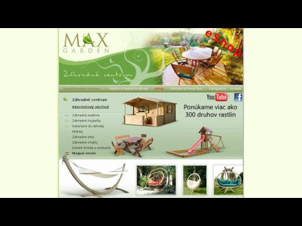 www.maxgarden.sk/