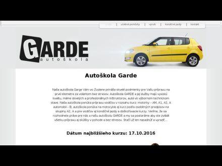www.autoskolagarde.sk