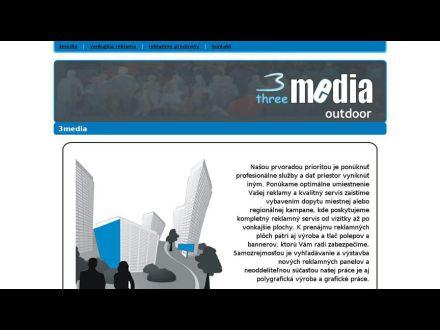 threemedia.sk