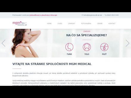 www.mgmmedical.sk