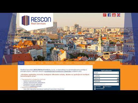 www.rescon.sk