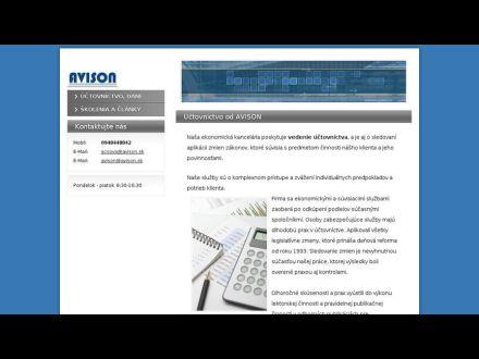 www.avison.sk
