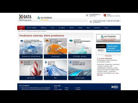 www.kdata.cz