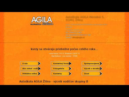 www.agila.sk