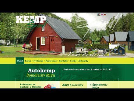 www.kemp-spindl.cz