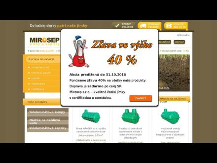 www.mirosep.sk