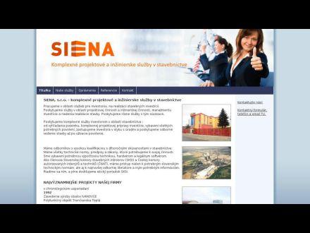 www.siena.sk