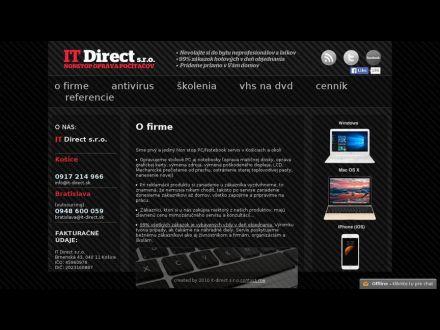 www.it-direct.sk