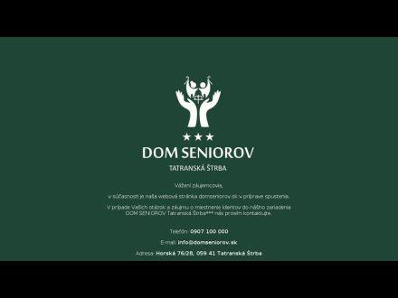 www.domseniorov.sk