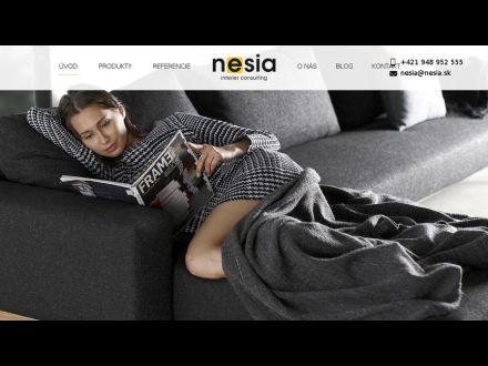 www.nesia.sk