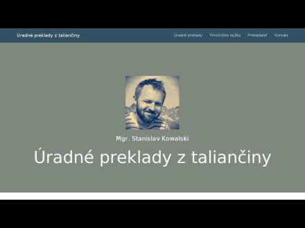 www.preklad-talianciny.sk