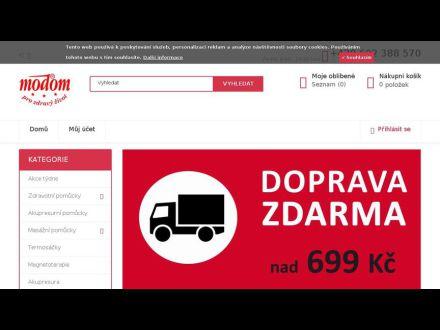 www.modom.cz