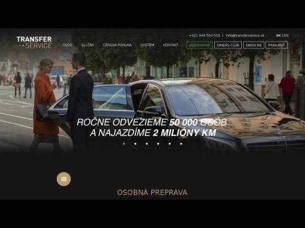 www.transferservice.sk