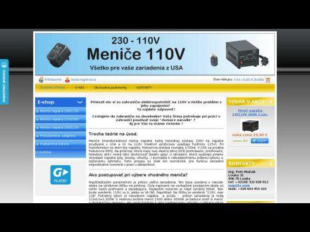 www.menice110v.sk