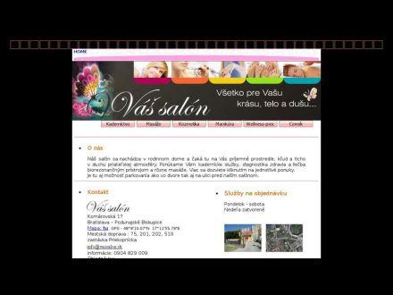 www.vassalon.sk