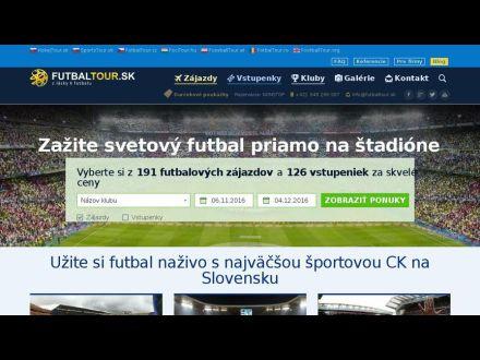 www.futbaltour.sk