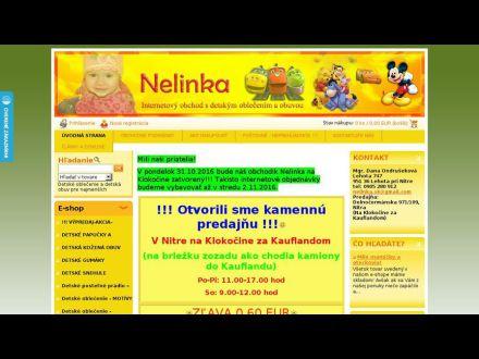www.nelinka.sk