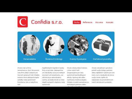 www.confidia.sk