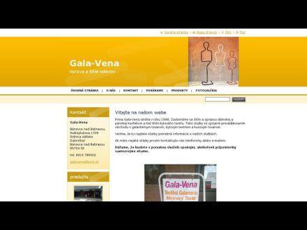 www.galavena.webnode.sk