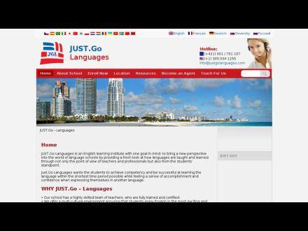 www.justgolanguages.com