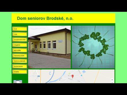 www.dssbrodske.sk