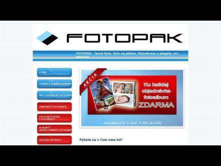 www.fotopak.sk